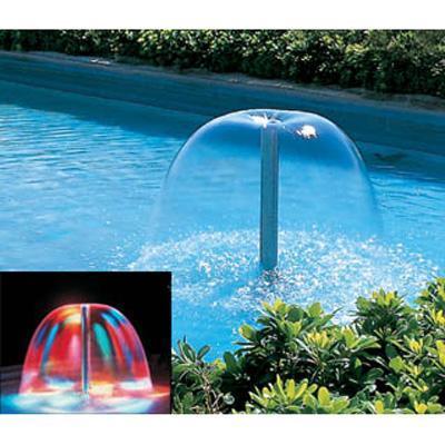 Umbrela de apa piscina