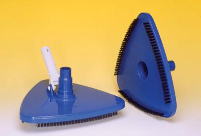 Cap aspirator triunghiular manual piscina