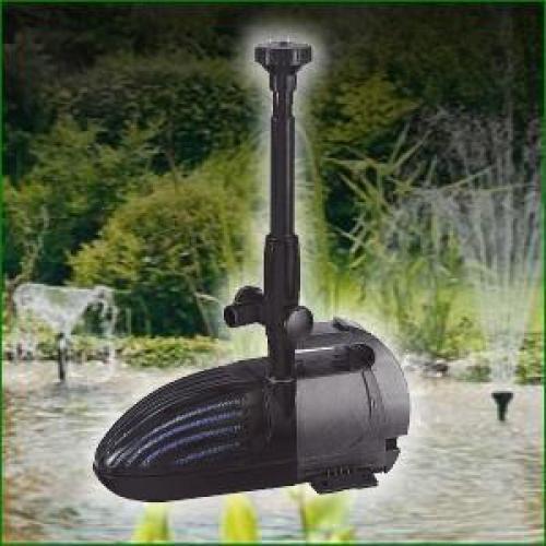 Pompa pentru fantani wellness