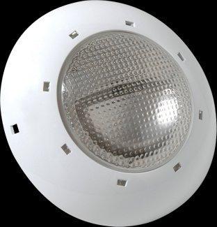 Proiector piscina plat alb 100W/12V