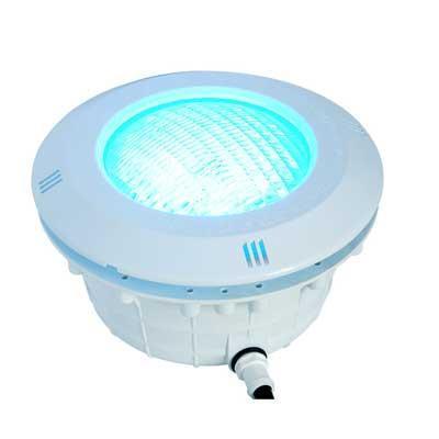 Proiector piscina 252 LED/ alb, 25W/12V